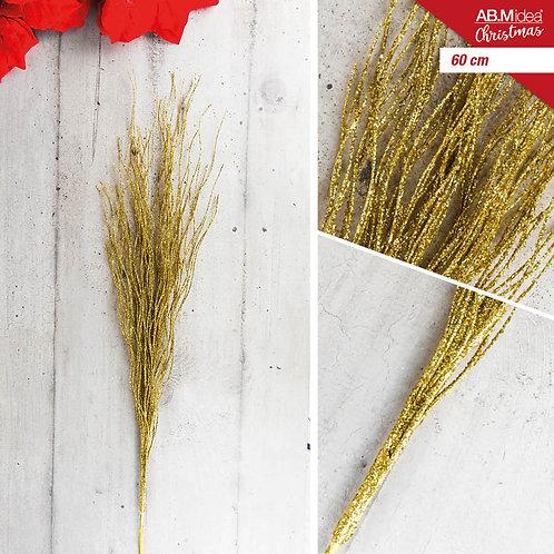 STEM CHRISTMAS FLOWERS;CM.60 GOLD