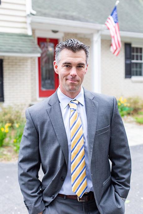 Sean Waters Radnor Commissioner