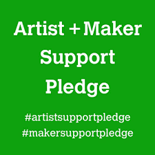 artist makers support pledge.png