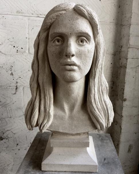 Portrait of Clunie