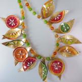 Citrus necklace price guide £160