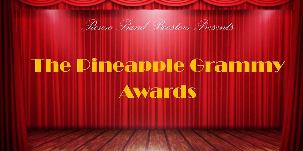 THE ROUSE BAND PINEAPPLE GRAMMY AWARDS