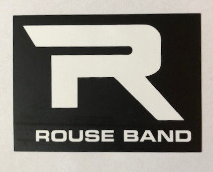 Rouse Band Decal