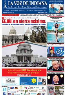 La Voz Ed 521 Page.jpg