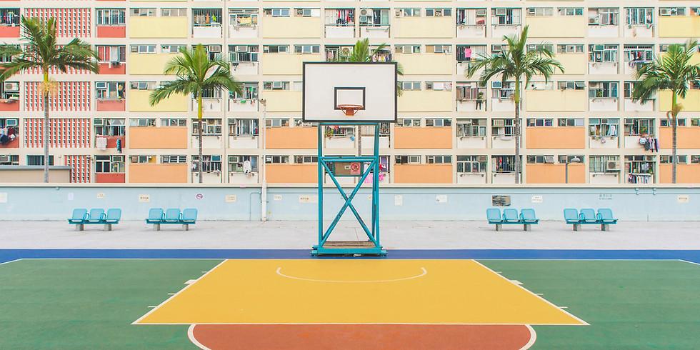 Спортивный двор