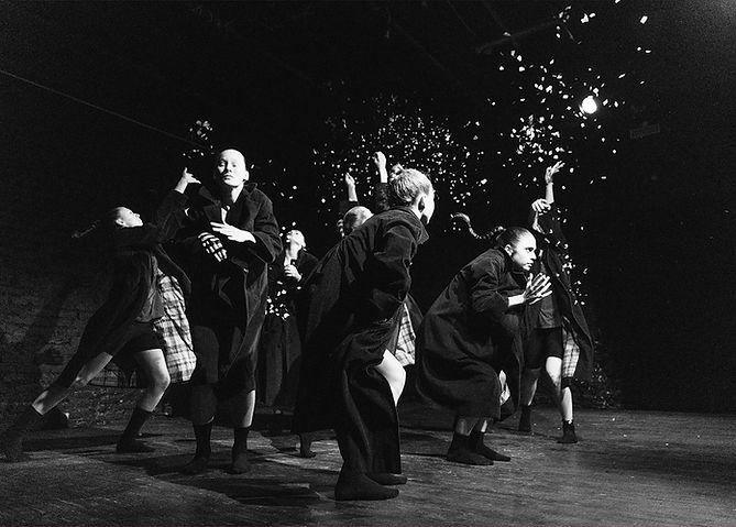 formacja taneczna
