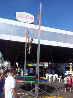Bungee Jump trampolim