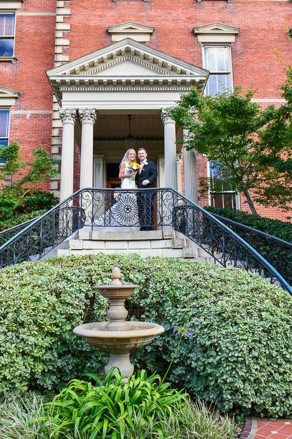 elopement at wentworth mansion