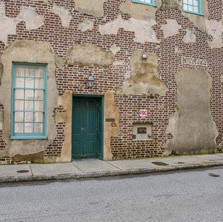 HIstoric Brick Wall