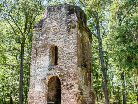 Historic Colonial Dorchester State Park SC