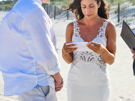 5 Easy Steps to Writing Your Wedding Vows