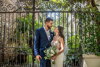 historic downtown charleston elopement package