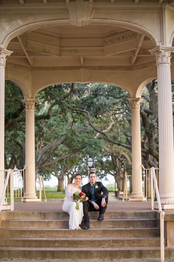 wedding gazebo charleston sc