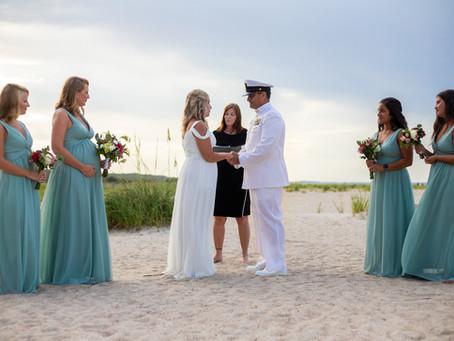 Waking Up Your Wedding Ceremony!