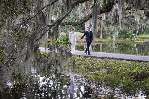 wedding charles town landing