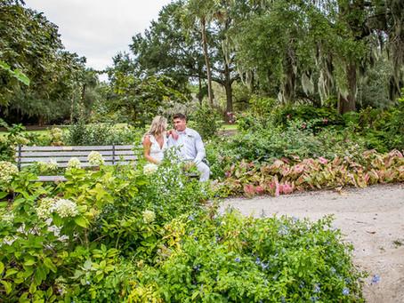 Hampton Park in Charleston SC