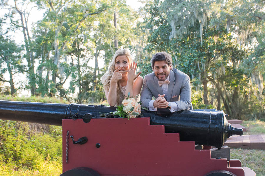 just married in charleston sc