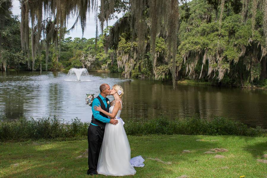 sweet southern elopement charleston sc