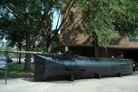 hunley submarine museum