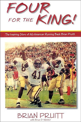 Four For The King Book (The Brian Pruitt Story)