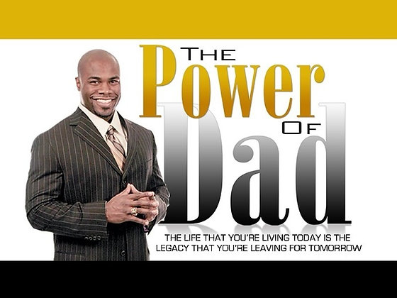 Power of Dad Book