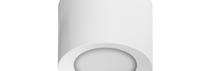 LED Aufbauspot RGBW PWM Weiß
