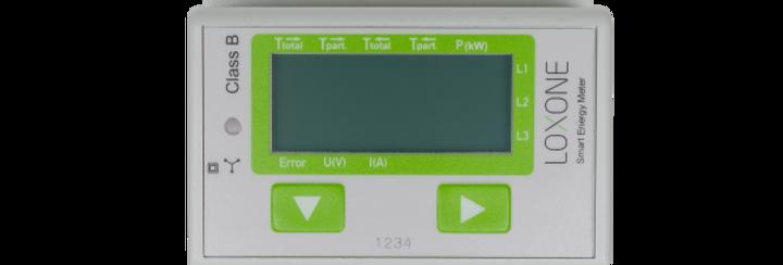 Modbus Energiezähler 3-Phasig