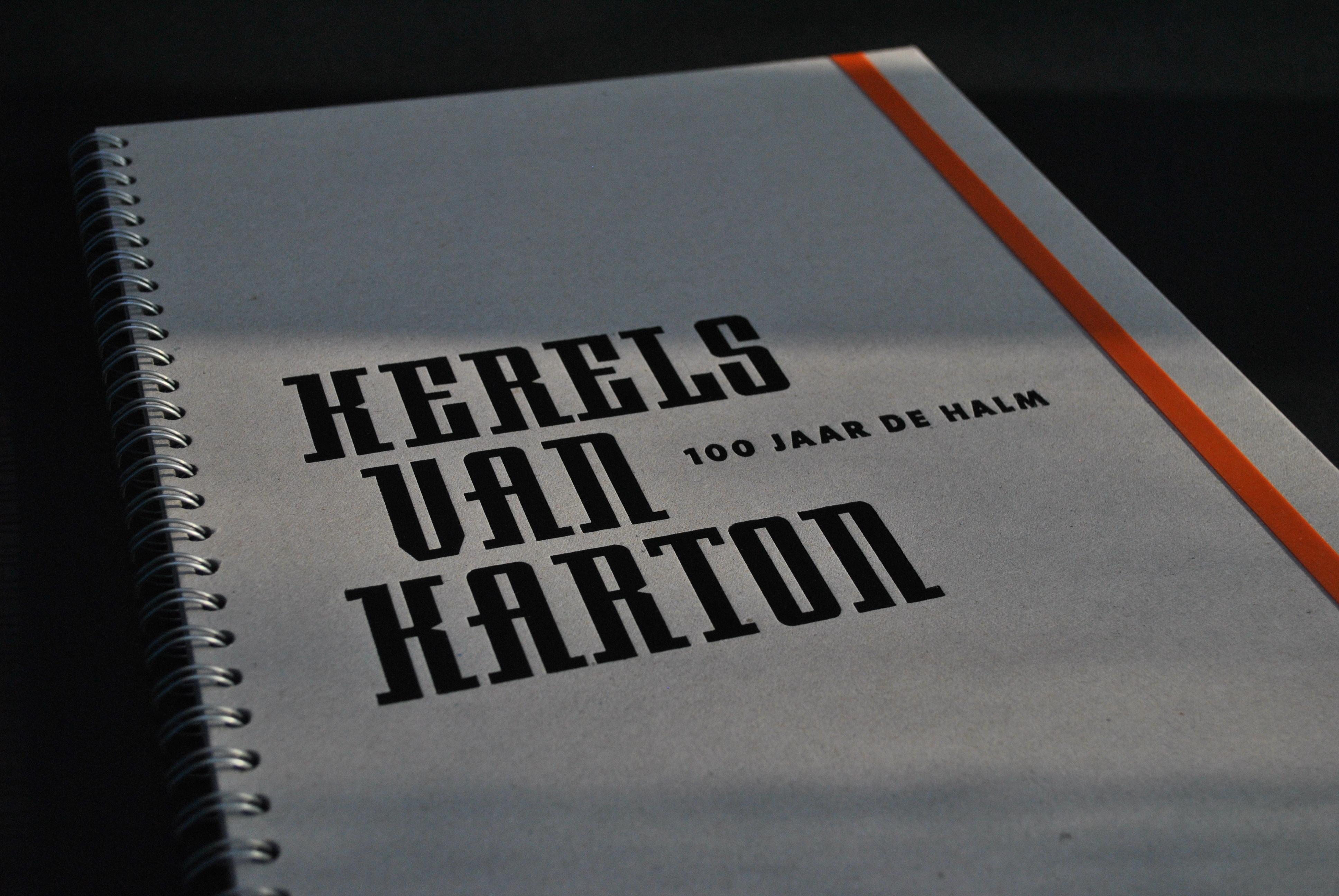 Jubileumboek Kartonfabriek