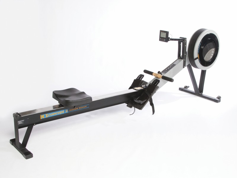 Rowing machine types