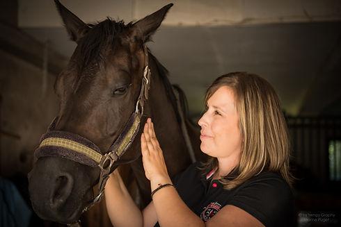 massage cheval+dressage+CSO+CCE+entretien musculaire du cheval+ vaud