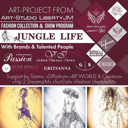 Show program «JYNGLE LIFE»