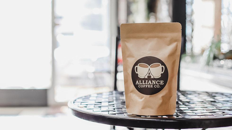 Alliance Coffee Co House Dark