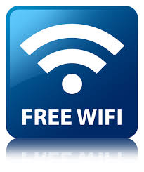 Free Wifi at Crystal Beach Fitness Collins Ave Miami Beach