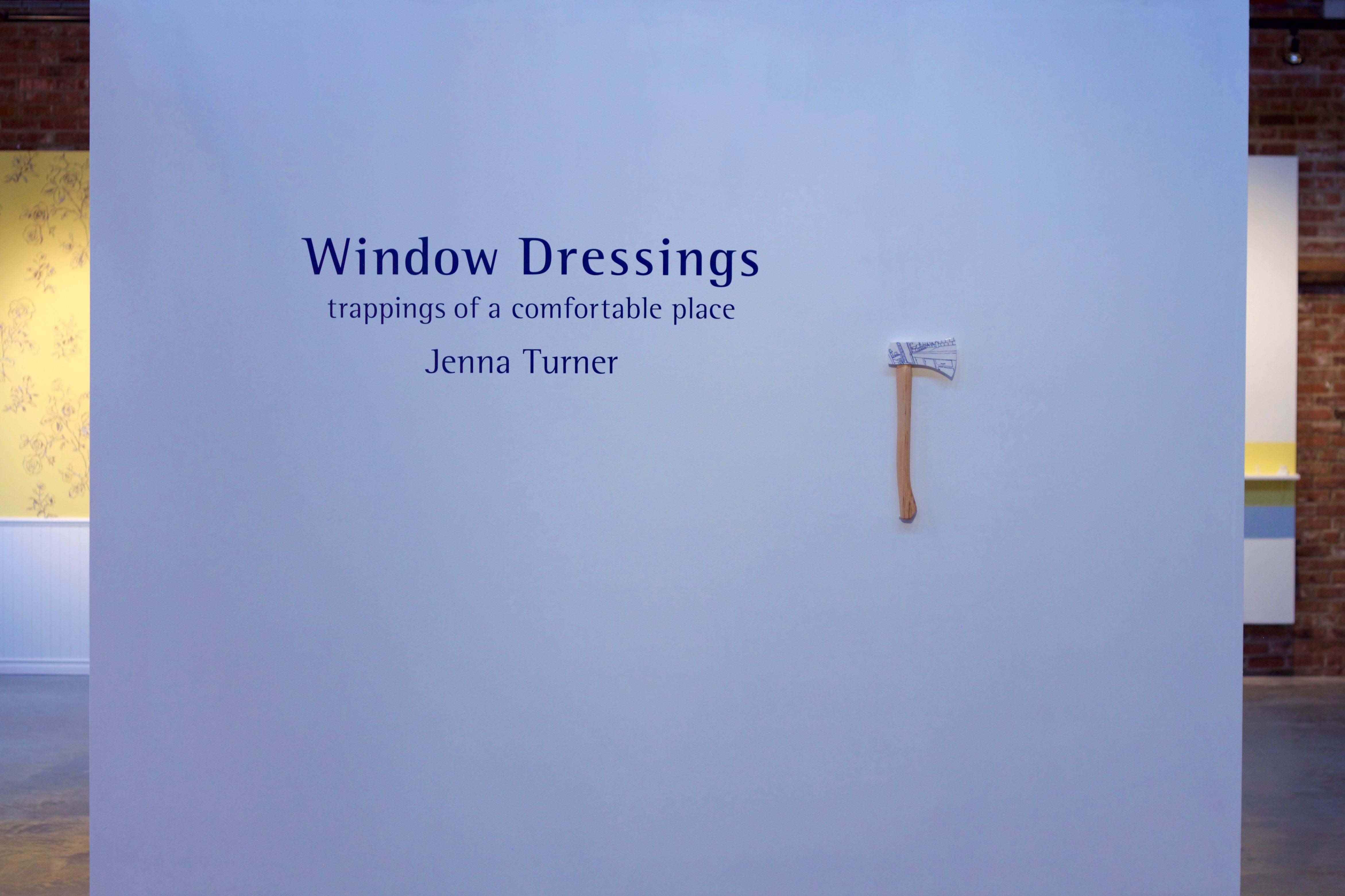 Window Dressings, 2017