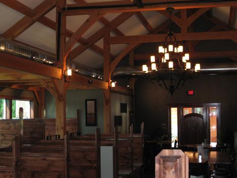 Timbercreek Dining Area