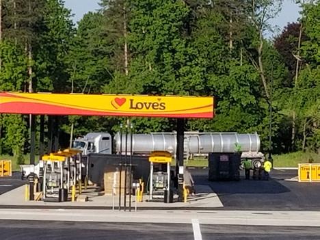 Loves Truck Stop 5