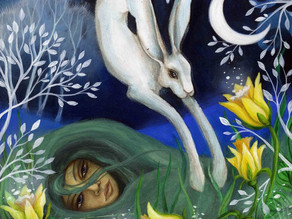 Spring Equinox ~ Finding balance.