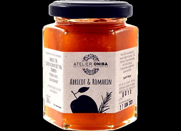 Confiture Abricot - Romarin