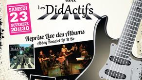 Soirée Concert Brasserie les Impériales Rambouillet