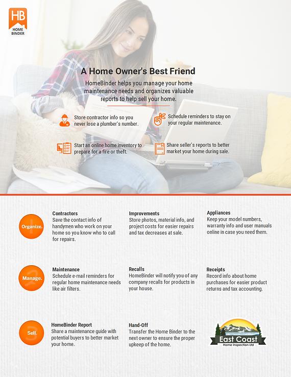 Home Inspector | Saint John | HomeBinder | Home Inspection Service