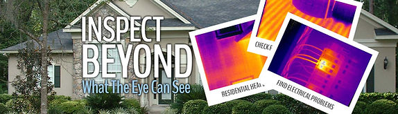 Home Inspectors Saint John | Home Inspector Thermal Imaging Image Header | East Coast Home Inspection Ltd