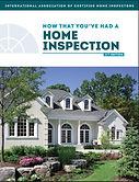 Home Inspectors in Saint John Home Inspection Maintenance Book