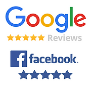 Google and facebook home inspector reviews image