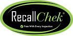 RecallChek Logo | Home Inspection Warranty | Home Inspectors Saint John | Home Indpectors Quispamsis | Warranty | Home Inspectors Hampton | Home Inspectors Saint John | Home Inspectors Rothesay | Home Inspectors Sussex | Home Inspection RecallChek Warranty | East Coast Home Inspection Ltd