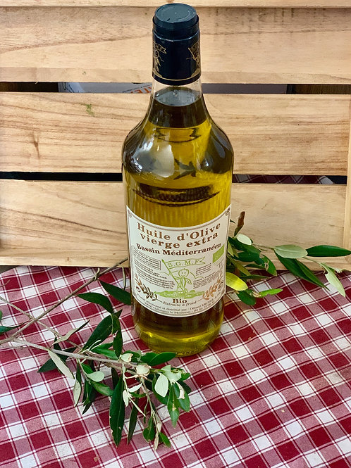 Huile d'Olive Coopérative