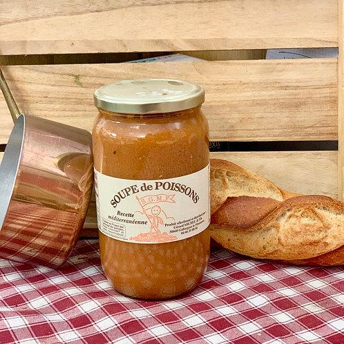 Soupe de Poisson