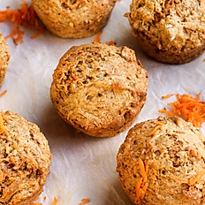 CARROT SPICE MAPLE MUFFIN