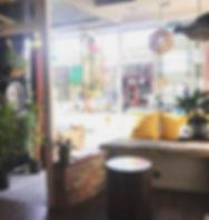 Beloved Cafe Window Seat