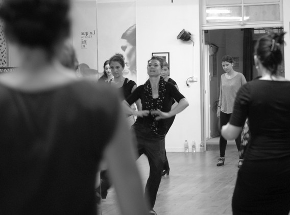 Le Corps en danse