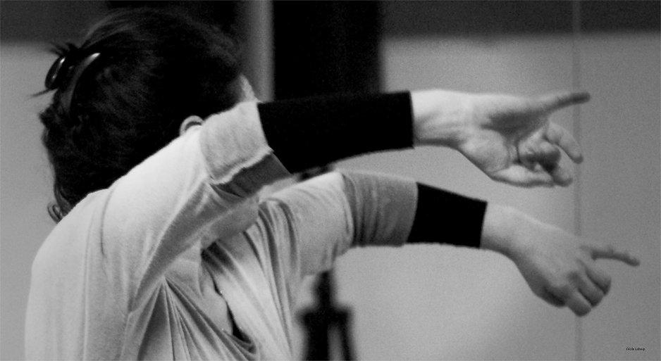 Le corps en danse - Pascale Soledad CUESTA